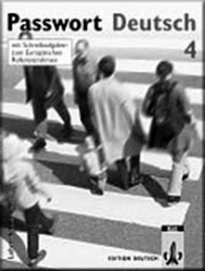 Passwort Deutsch 4 - Metodická příručka (5-dílný) - U. Albrecht, D. Dane, Ch. Fandrych