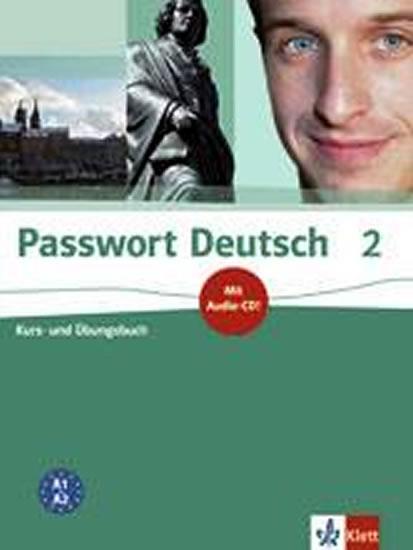 Passwort Deutsch 2 - Učebnice + CD (5-dílný) - U. Albrecht, D. Dane, Ch. Fandrych