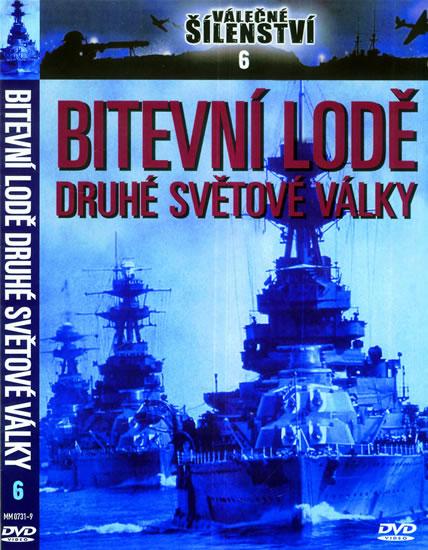 Bitevní lodě 2. světové války - DVD