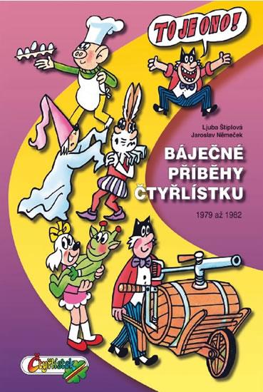 Báječné příběhy Čtyřlístku 1979 až 1982 (5.velká kniha)