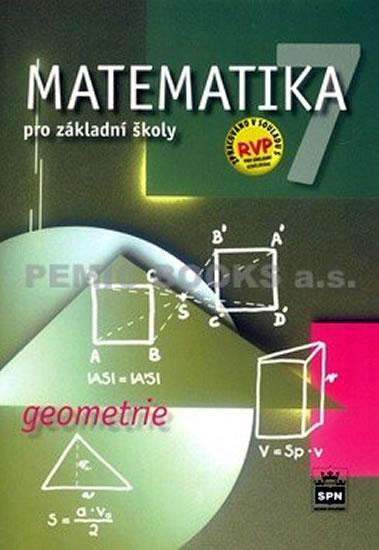 Matematika 7 pro základní školy - Geometrie - Zdeněk Půlpán