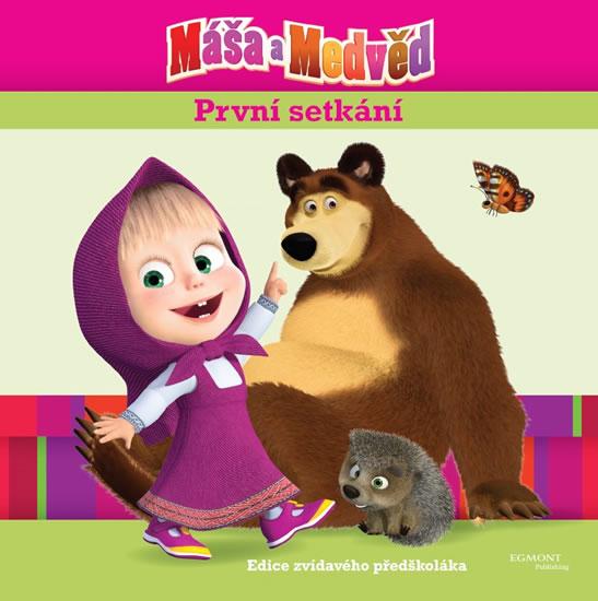 Máša a medvěd - První setkání - Walt Disney
