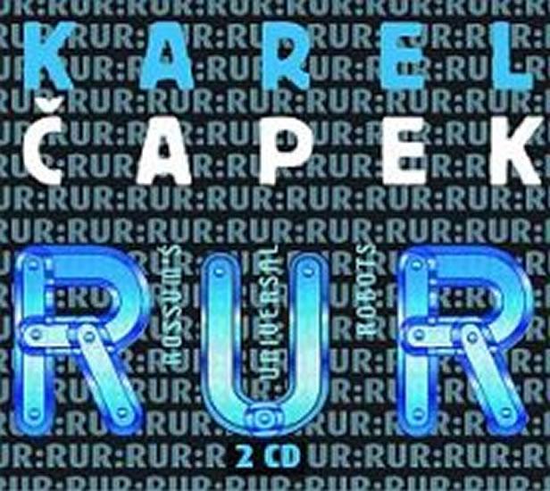R.U.R. - 2CD - Karel Čapek