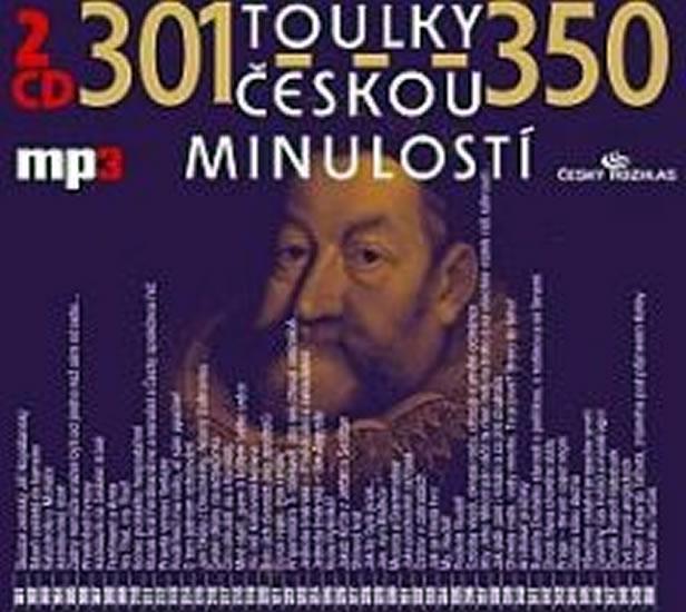 Toulky českou minulostí 301-350 - 2CD/mp3
