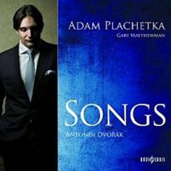 SONGS Antonín Dvořák - CD - Adam Plachetka