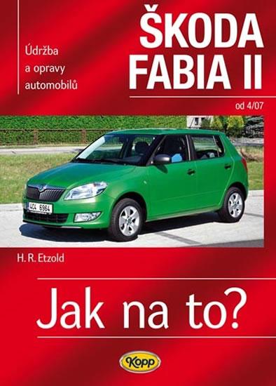 Škoda Fabia II. od 4/07 - Jak na to? 114.