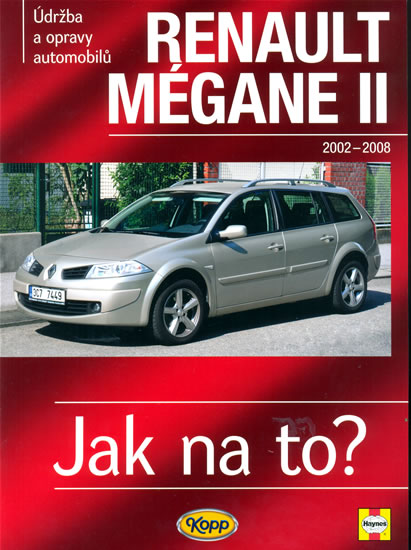 Renault Mégane II od 2002 do 2008 - Jak na to? - 103.