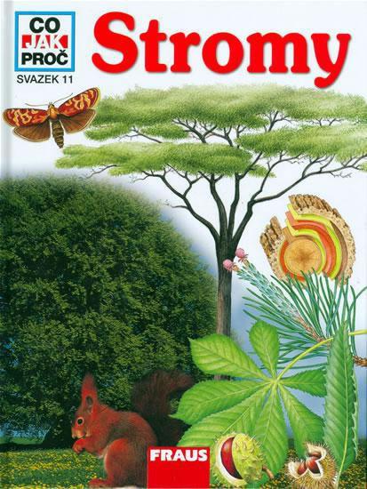 Stromy - Co,Jak,Proč? - svazek 11 - Hannelore Gilsenbach