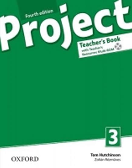 Project Third Edition 3 Teacher´s Book with Teacher´s Resources Multirom - Tom Hutchinson
