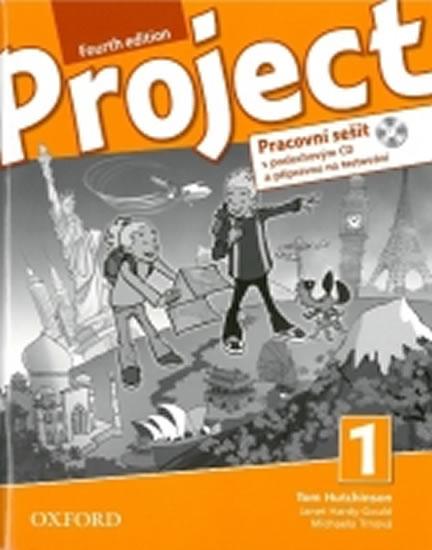 Project Fourth Edition 1 Pracovní sešit s poslechovým CD a přípravou na testování