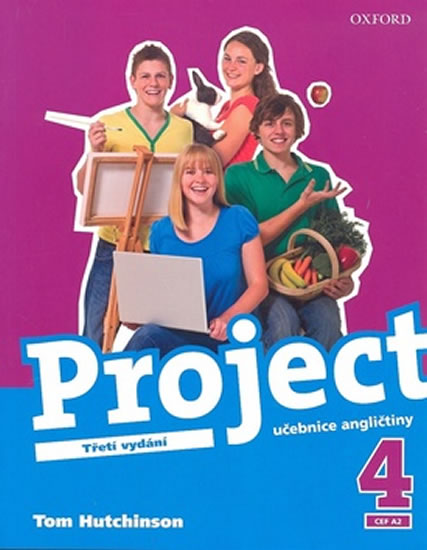 Project the Third Edition 4 Student´s Book CZ - Tom Hutchinson