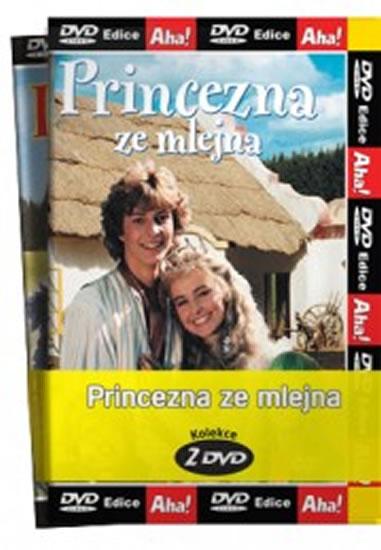 Princezna ze mlejna 1+2 / kolekce 2 DVD - Zdeněk Troška