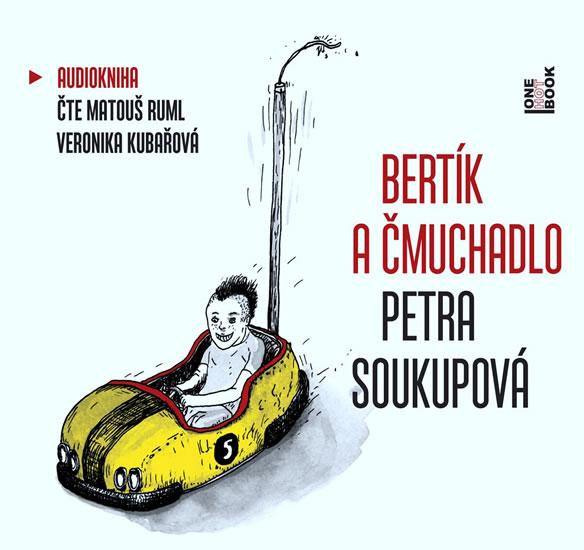 Bertík a čmuchadlo - CDmp3