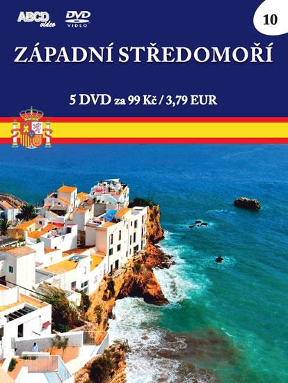 Západní Středomoří - 5 DVD