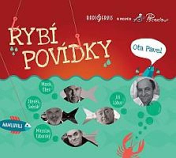 Rybí povídky - CD pro Centrum Paraple - Ota Pavel