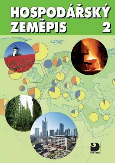 Hospodářský zeměpis 2 - Ladislav Skokan