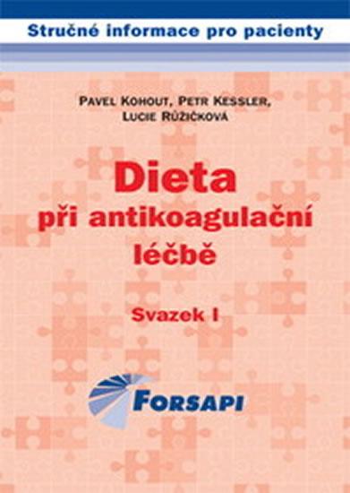 Dieta při antikoagulační léčbě - Pavel Kohout a kolektiv