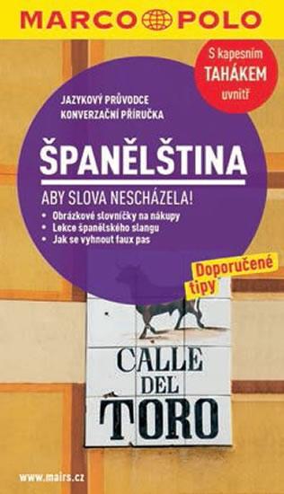 Španělština s kapesním tahákem uvnitř - Jazykový průvodce
