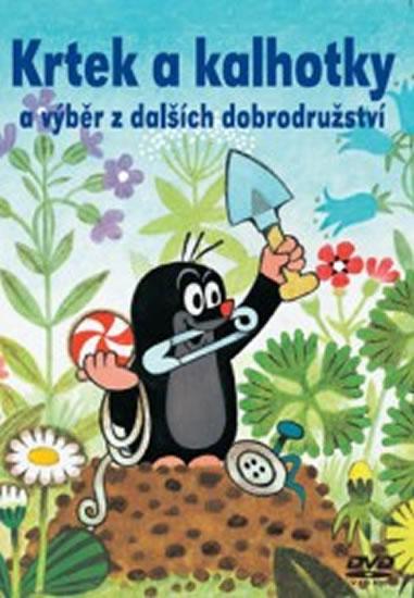 Krtek a kalhotky - DVD - Zdeněk Miler