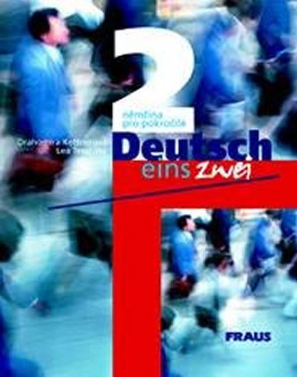 Deutsch eins, zwei 2 - učebnice