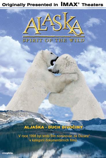 Aljaška - Duch divočiny - DVD