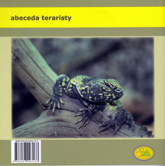 Trnorep africký - Abeceda teraristy - Ota Knobloch
