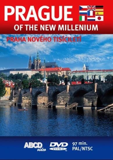 Praha PAL/NTSC - DVD (9 jazyků)
