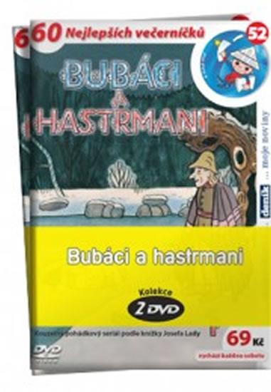 Bubáci a hastrmani 1+2 / kolekce 2 DVD