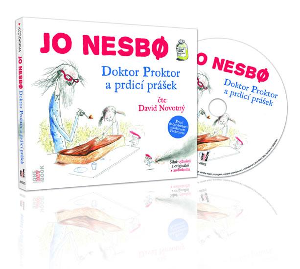 Doktor Proktor a prdicí prášek - CDmp3 (čte David Novotný) - Jo Nesbo
