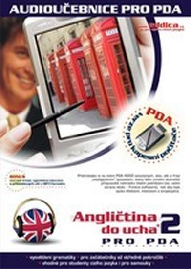 Angličtina do ucha 2. pro PDA - CD