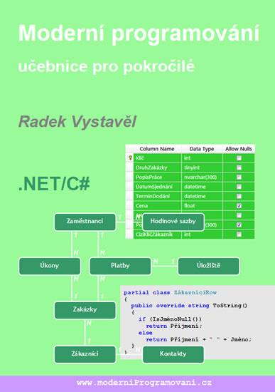 Moderní programování – učebnice pro pokročilé - Radek Vystavěl