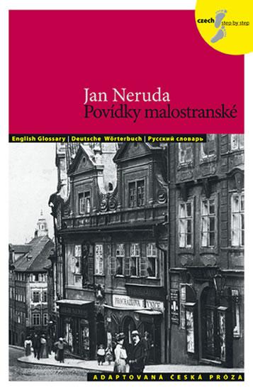 Povídky malostranské - Adaptovaná česká próza + CD (AJ,NJ,RJ) - Jan Neruda