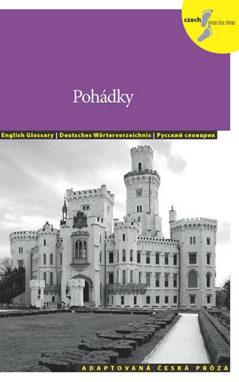 Pohádky - Adaptovaná česká próza + CD (AJ,NJ,RJ) - Lída Holá