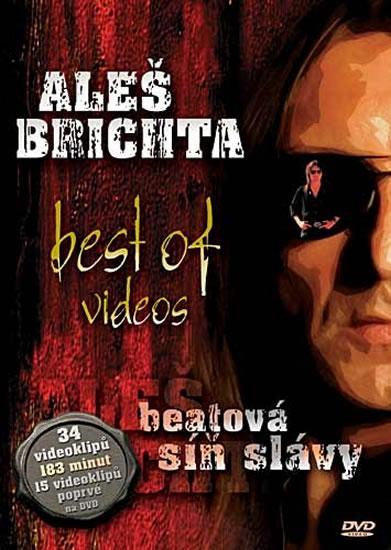Aleš Brichta - Best Of Videos - Beatová síň slávy - DVD