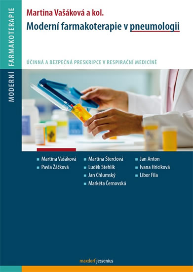 Moderní farmakoterapie v pneumologii - Martina Vašáková a kolektiv