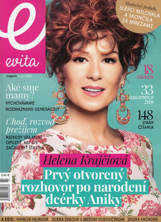 Evita magazín 06/2015