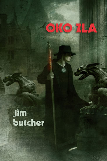 Harry Dresden 6 - Oko zla