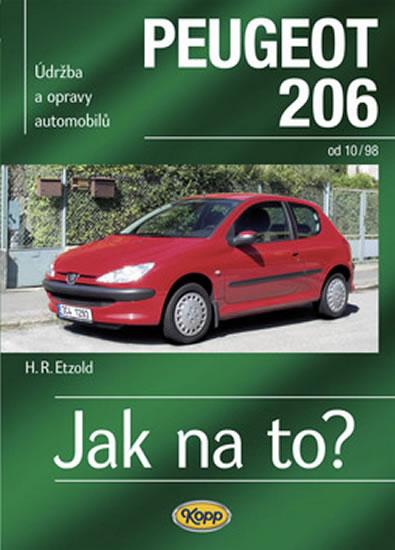 Peugeot 206 od 10/98 - Jak na to? č. 65 - Hans-Rudiger Dr. Etzold