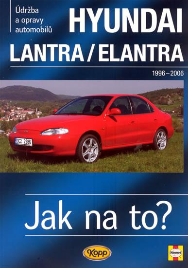 Hyundai Lantra/Elentra 1996-2006 - Jak na to? - 101. - Larry Warren