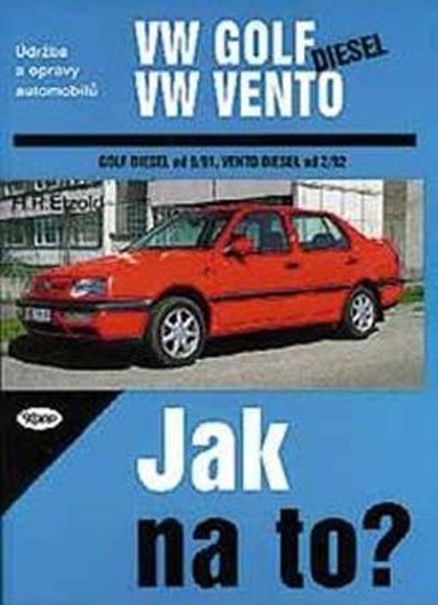 VW Golf III/VW Vento diesel - 9/91 - 12/98 - Jak na to? - 20. - Hans-Rudiger Dr. Etzold