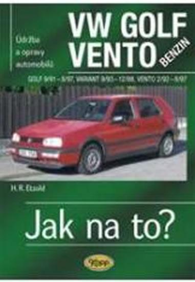 VW Golf III/Vento benzin - 9/91 - 12/98 - Jak na to? - 19. - Hans-Rudiger Dr. Etzold