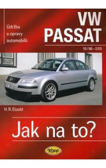 VW Passat 10/96 -2/05 - Jak na to? 61. - Hans-Rudiger Dr. Etzold