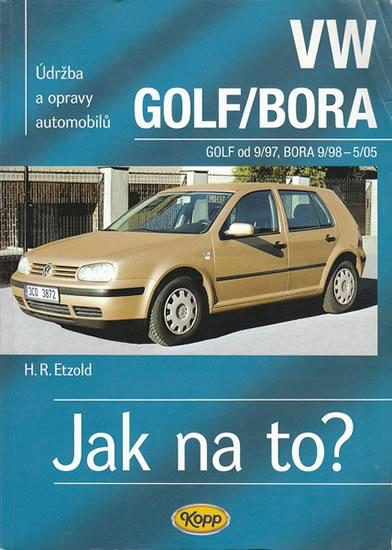 VW Golf IV/Bora od 9/97 - Jak na to? - 67. - Hans-Rudiger Dr. Etzold