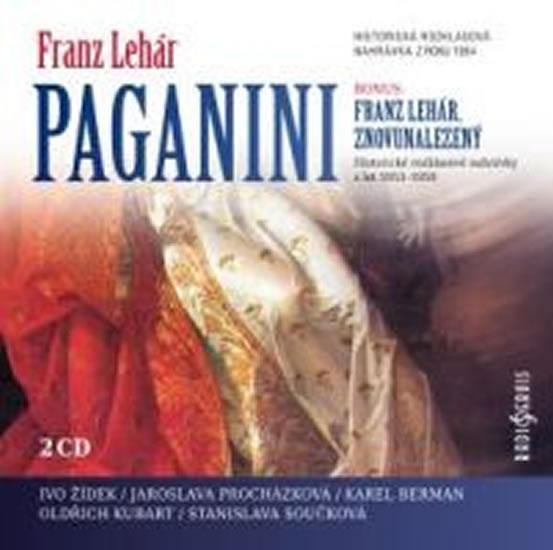 Paganini - 2 CD - Franz Lehár