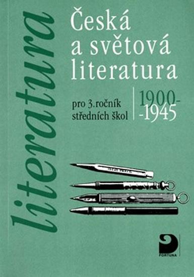Literatura - Česká a světová literatura pro 3. ročník SŠ - Vladimír Nezkusil
