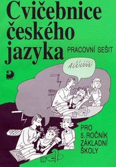 Cvičebnice českého jazyka pro 5. ročník ZŠ - Jiřina Polanská