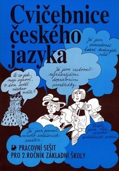 Cvičebnice českého jazyka pro 2. ročník ZŠ - Jiřina Polanská