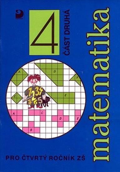 Matematika pro 4. ročník ZŠ - 2. část - Jana Coufalová