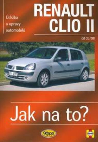 Renault Clio II od 05/98 - Jak na to? - 87.
