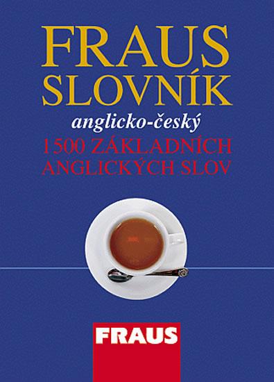 Anglicko - český slovník - 1500 základních anglických slov